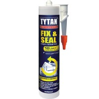 TYTAN Professional Fix & Seal Crystal клей-герметик