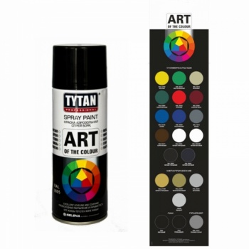Tytan Professional Art of the colour краска аэрозольная