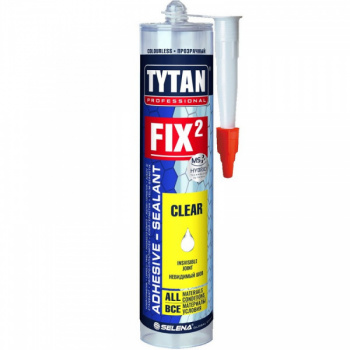 Tytan Professional Fix² Clear